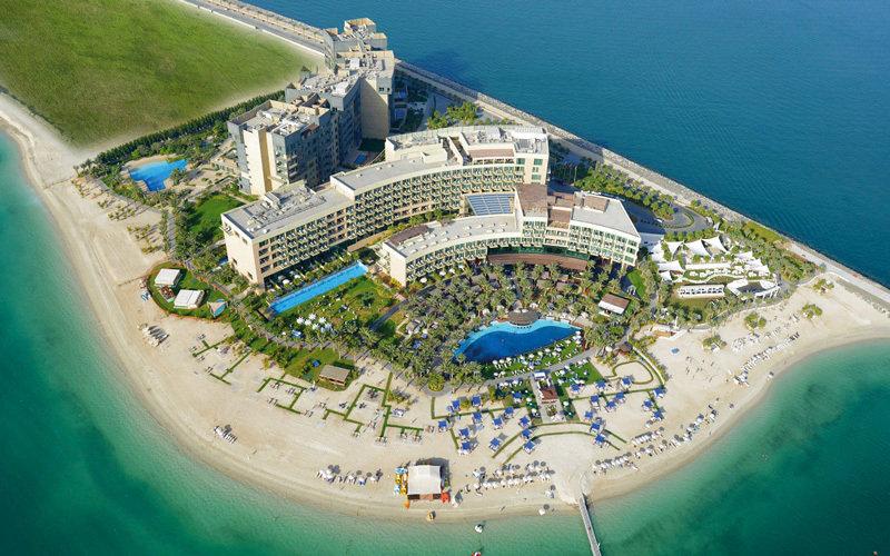 دبي الأولى عالمياً في الغرف الفندقية «قيد الإنشاء»