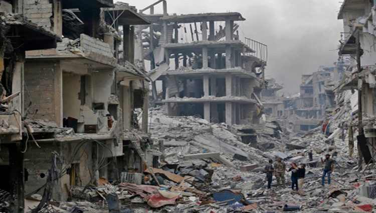 روسيا وإيران وتركيا تنتهي من إقامة نقاط مراقبة في إدلب