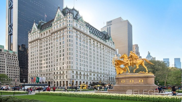 مستثمر في دبي يشتري فندق «نيويورك بلازا» بـ 600 مليون دولار