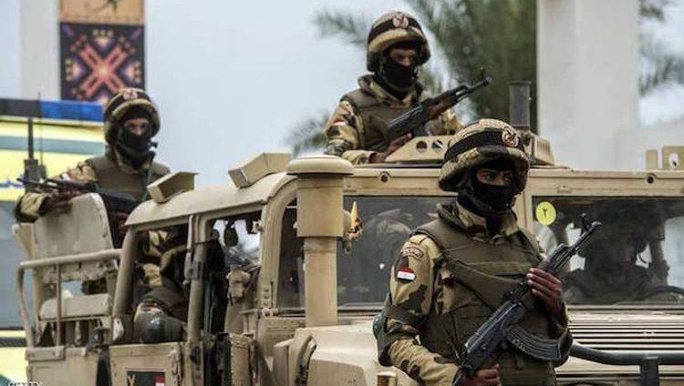 الجيش المصري: القضاء على 19 تكفيرياً في سيناء