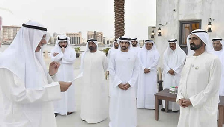 محمد بن راشد يؤكد ضرورة تشجيع السياحة الداخلية