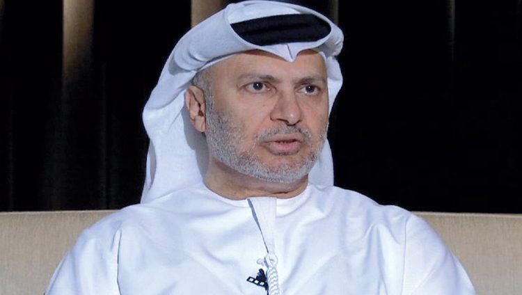 قرقاش: حملة «الإخوان» ومَن وراءهم ضد دور الإمارات في اليمن مريبة