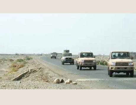 المقاومة اليمنية تخترق خطوط الحوثي بإسناد القوات الإماراتية والسودانية