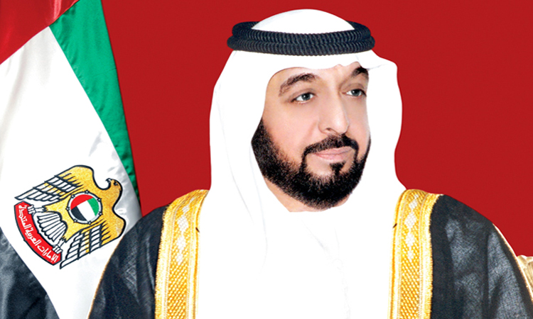 خليفة ومحمد بن راشد ومحمد بن زايد يهنئون العاهل الأردني ورئيس الأرجنتين
