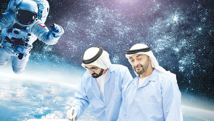 محمد بن راشد: ابن الإمارات قادر على معانقة الفضاء ورؤيتنا تؤتي ثمارها