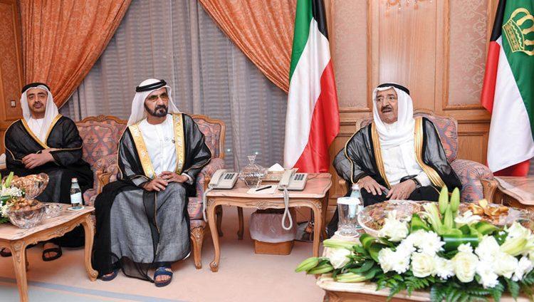 محمد بن راشد: الإمارات حريصة عـلى تقديم أشكال الدعم كافة للأردن لتجاوز أزمته العابرة