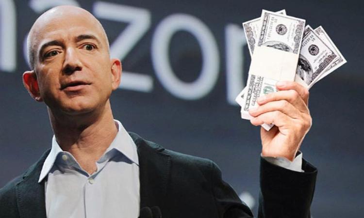 """تعرف على ثروة مؤسس """"أمازون"""""""