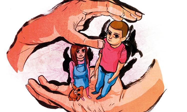 مطالب بتطبيق «وديمة» بصرامة على من يعرّض أبناءه للخطر