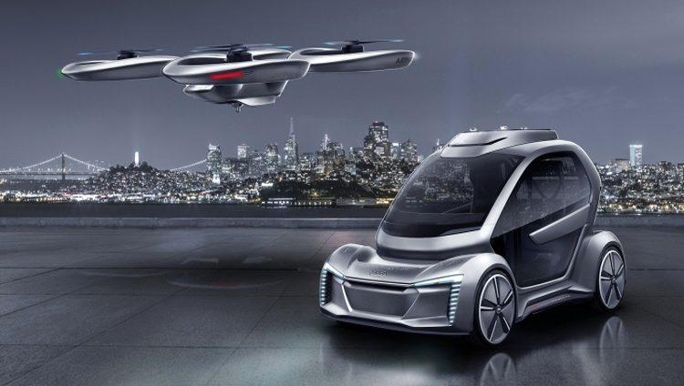 مدينة ألمانية تطلق مشروع التاكسي الجوي