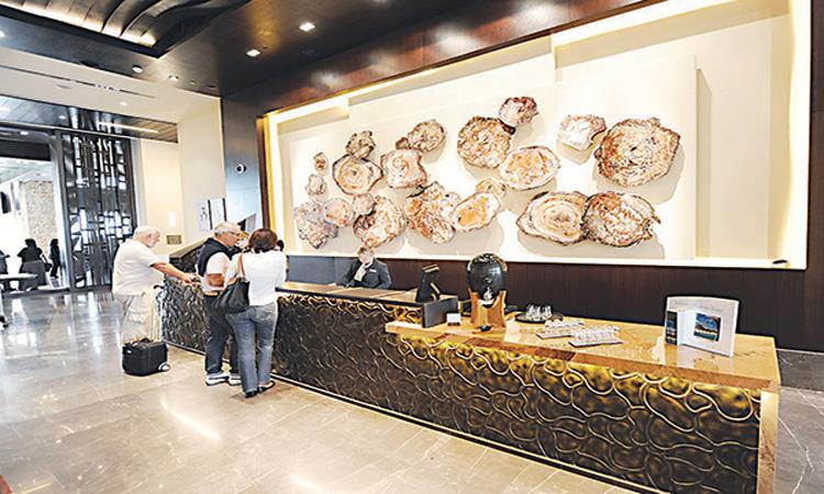 فنادق الأربع نجوم بأبوظبي تسجل أعلى معدل إشغال خلال 4 أشهر