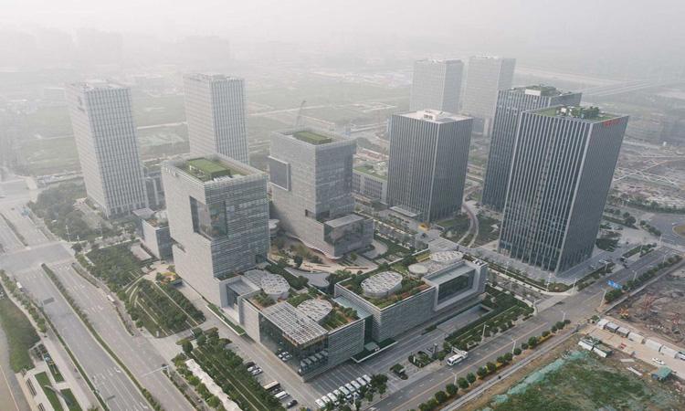 الصين تبني مدينة تقنية تضاهي «سليكون فالي»