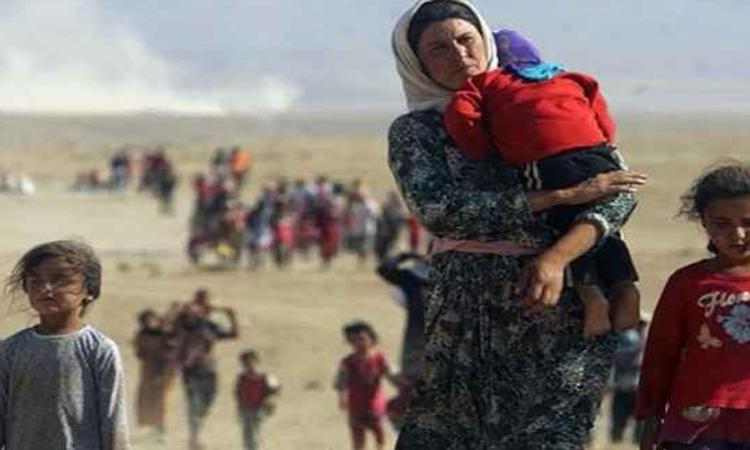 الاردن توافق على مرور سوريين أجلتهم إسرائيل لتوطينهم في دول غربية