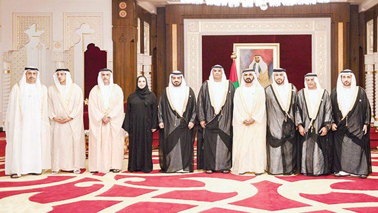 محمد بن راشد: أبواب الوزراء مفتوحة أمام ممثلي الدول والمنظمات للتشاور والتنسيق