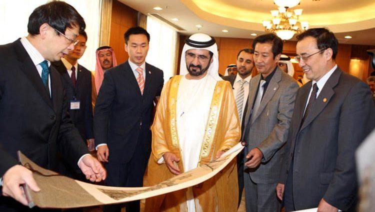بدعوة من خليفة..الرئيـس الصيني في زيارة تاريخية للإمارات اليوم