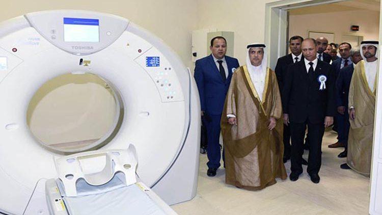 """""""خليفة الإنسانية """"تفتتح مستشفى الشيخ خليفة في تركمانستان"""
