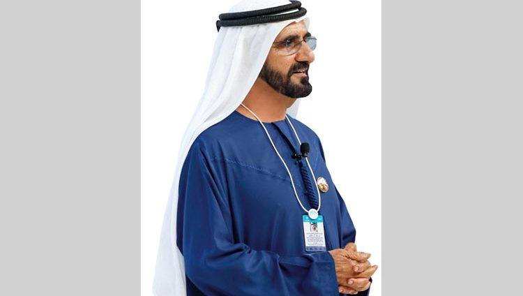 جامعة الدول العربية تمنح محمــد بن راشد درع «العمـل التنموي»