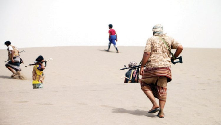 التحالف يكبد الحوثي خسائر كبيرة.. وملاحقة الفلول قرب زبيد