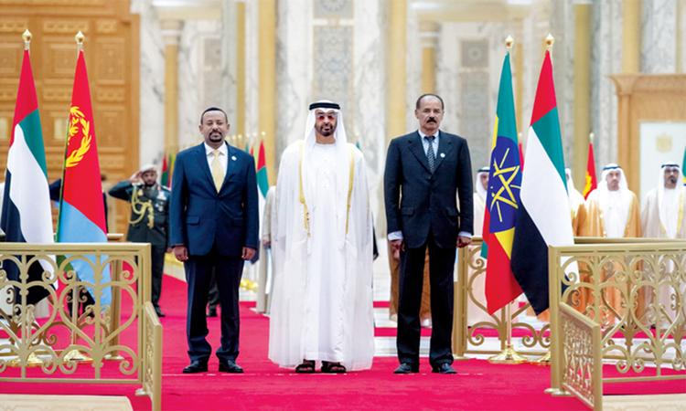 المصالحة في القرن الأفريقي تحطم مخططات قطر وإيران