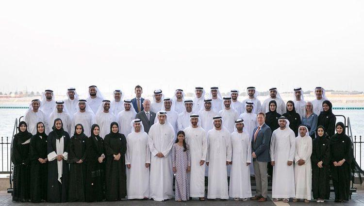 محمد بن زايد: الإمارات بقيادة خليفة تمضي قدماًفي مسيرة التطور والازدهار