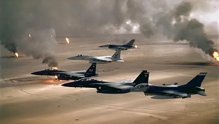 مقاتلات التحالف تدك معاقل الحوثيين وتغير على مطار صنعاء وقاعدة الديلمي