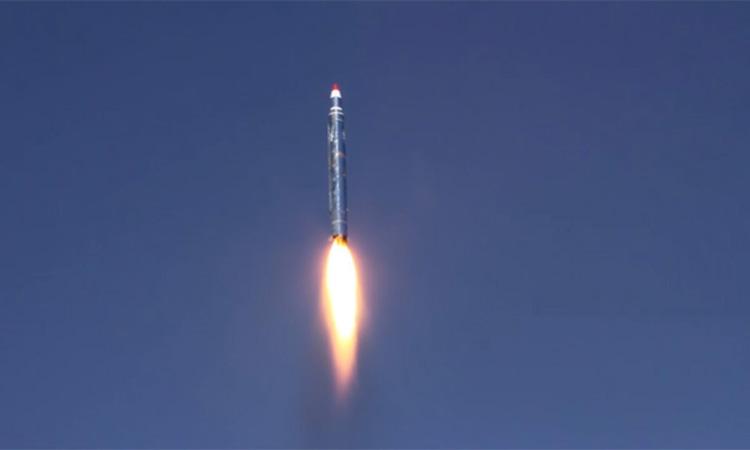 التحالف يدمر صاروخاً حوثياً استهدف المخا اليمنية