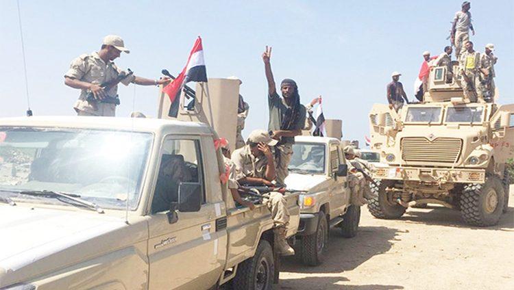 تعزيزات عسكرية لـ«العمالقة» استعداداً لتحرير زبيد