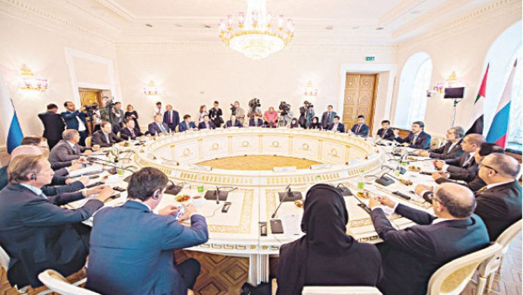 عبدالله بن زايد: روسيا الاتحادية تحظى باحترام وتقدير الإمارات وشعبها