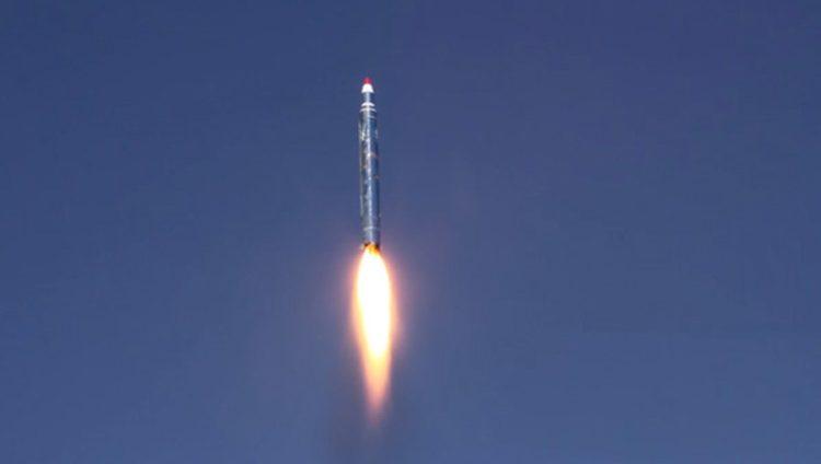 السعودية تدمر صاروخاً باليستياً أطلق باتجاه جازان