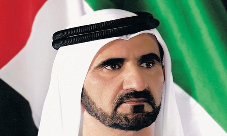 محمد بن راشد يشخص أزمة عالمنا العربي