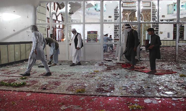 الإمارات تدين الهجوم الإرهابي على مسجد في أفغانستان