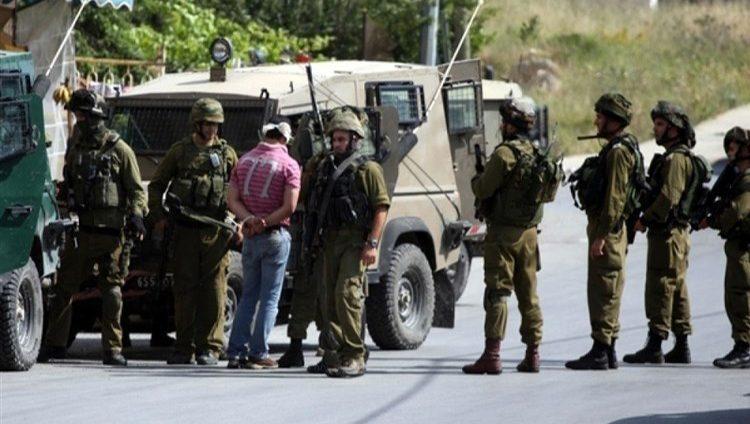 قوات الاحتلال تعتقل 27 فلسطينياً في الضفة الغربية