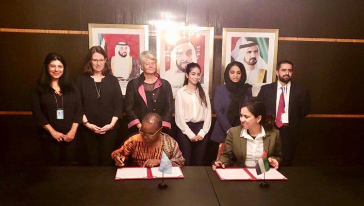 شباب الإمارات موظفو تطوير في «اليونيسف»