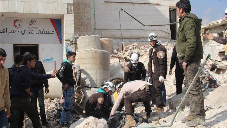 تطبيق ينقذ السوريين من غارات الأسد