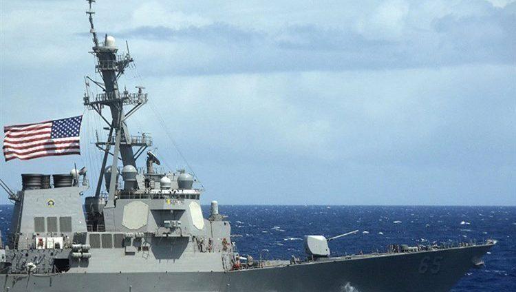 أميركا تضبط قاربًا محملًا بالأسلحة في خليج عدن