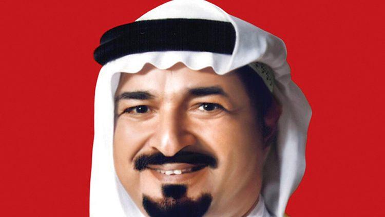 حاكم عجمان يهنئ رئيس الدولة ونائبه ومحمد بن زايد والحكام بالعيد
