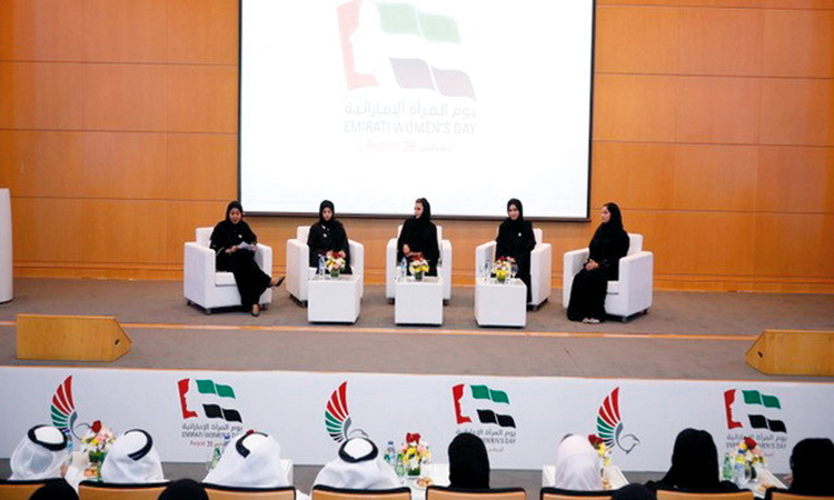 موزة آل مكتوم للمرأة الإماراتية: إذا كان لديكِ الشغف بالطيران فلا تتردّدي