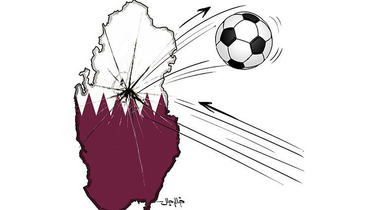 «الكونميبول» يضغط لسحب مونديال 2022 من قطر