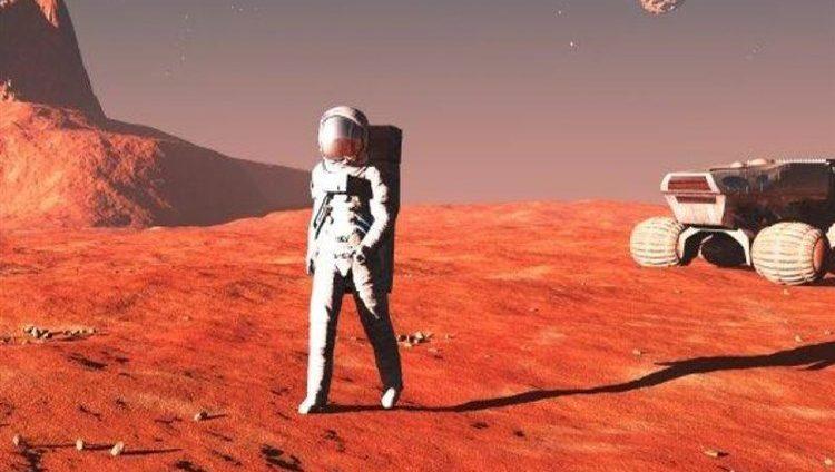 """""""ناسا"""" تختبر درعاً لمساعدة الإنسان في الهبوط على المريخ"""