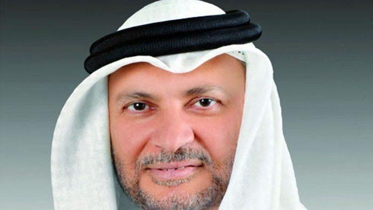 قرقاش: تحريض إعلام قطر ضد السعودية يؤكد أن غياب الحكمة وتحكّم الأجنبي ضرر على مصلحة الدوحة