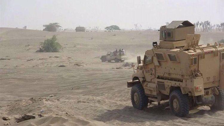 تقدم جديد للجيش اليمني باتجاه الكيلو 16 بالحديدة