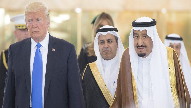 الملك سلمان يتلقى اتصالاً هاتفياً من الرئيس الأميركي