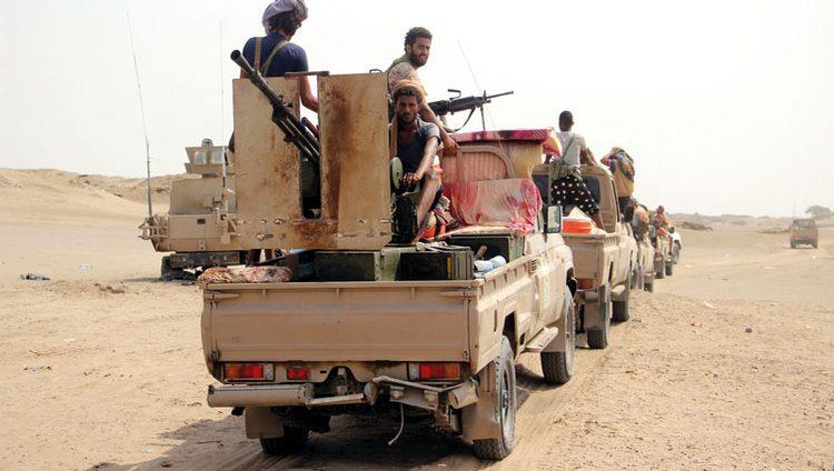 تحركات يمنية مكثفة لحسـم المعارك في جبهات استراتيجية