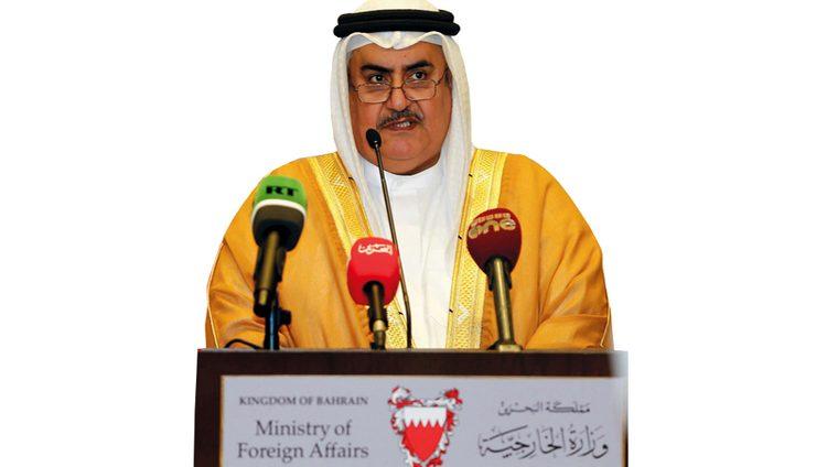 البحرين: قطر تسن قوانين ترحب بمن يتآمر على وطنه