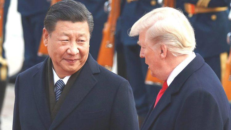 الصين لن نتفاوض مع أميركا والسكين على رقبتنا