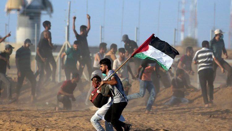 شهيد و 22 مصاباً برصاص الاحتلال شرق غزة