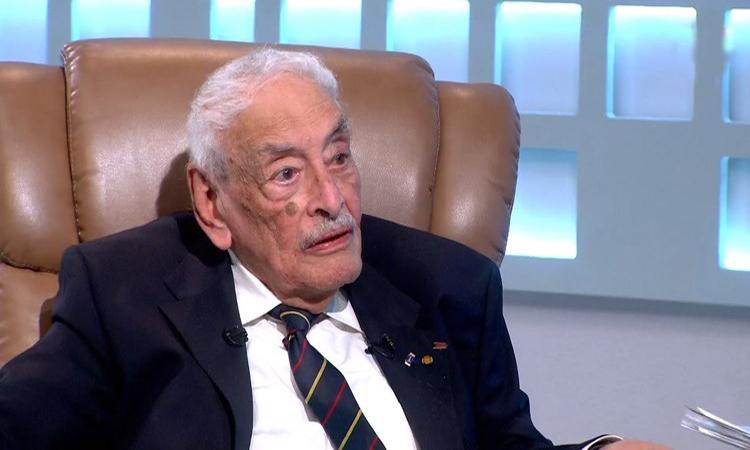 وفاة الفنان المصري جميل راتب عن 92 عاماً