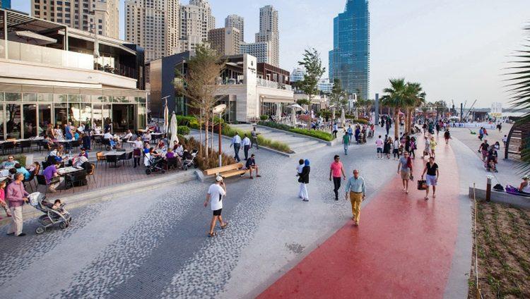 دبي نموذج ملهم.. والقطاع ينمو %19.7 في 5 سنوات