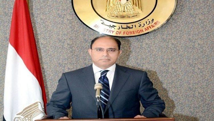 مصر تصدر بياناً بشأن احتجاز تركيا 5 بحارة