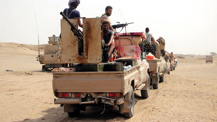 اليمن: ضبط شبكة تخابر مدعومة من قطر و«حزب الله».. و«المقاومة» تحـرّر مواقع غرب تعز