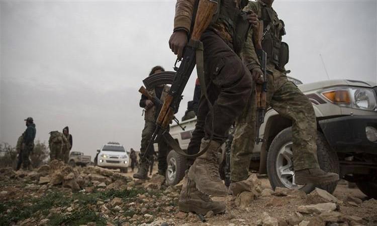إطلاق قذائف الهاون من إدلب رغم إعلان سحب السلاح الثقيل
